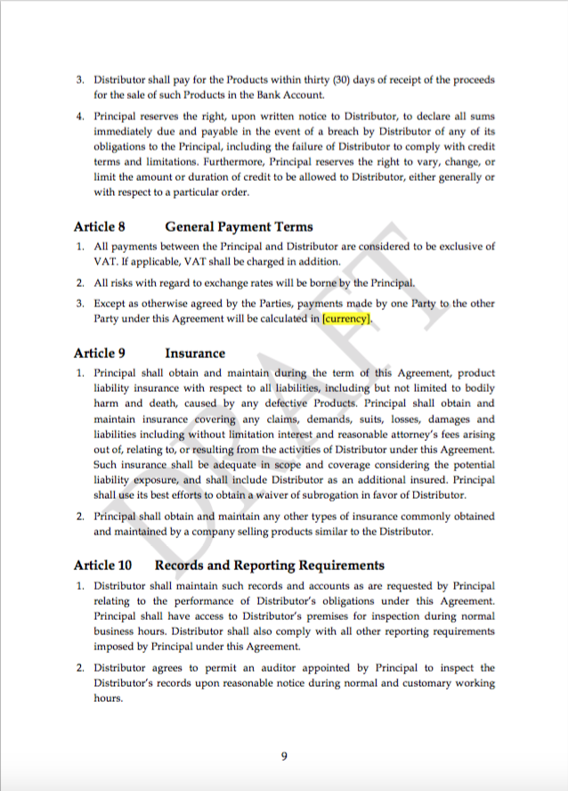 transfer pricing agreement template - transfer pricing agreement template 28 images transfer