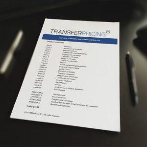 Transfer Pricing Limited Risk Distributor